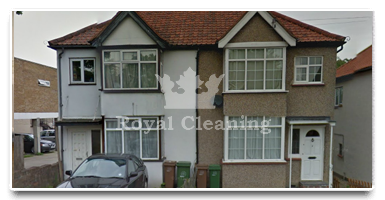 end of tenancy cleaners in Holland Park W8