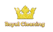 The logo of Royal Cleaning